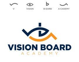 #399 za Create Logo for my company Vision Board Academy od chimizy