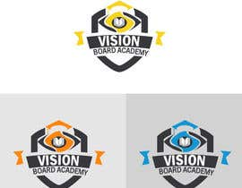 #1003 for Create Logo for my company Vision Board Academy by satbaldev