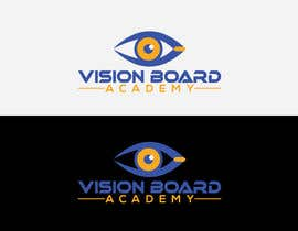 #1463 for Create Logo for my company Vision Board Academy by SGDB0019