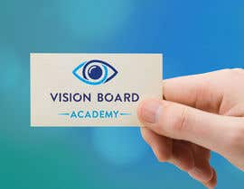 #1582 for Create Logo for my company Vision Board Academy by AymanebT