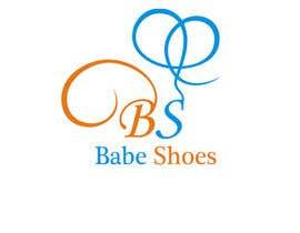 #33 for Design a Logo for Babe Shoes af afnuu