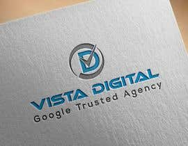 #8 for Design a Logo For Vista Digital Google Trusted Agency by faruquenaogaon