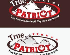 nº 139 pour Logo Design for True Patriot par atularora