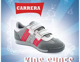 #28 untuk Poster Graphic Design for Carrera Shoes oleh madlabcreative