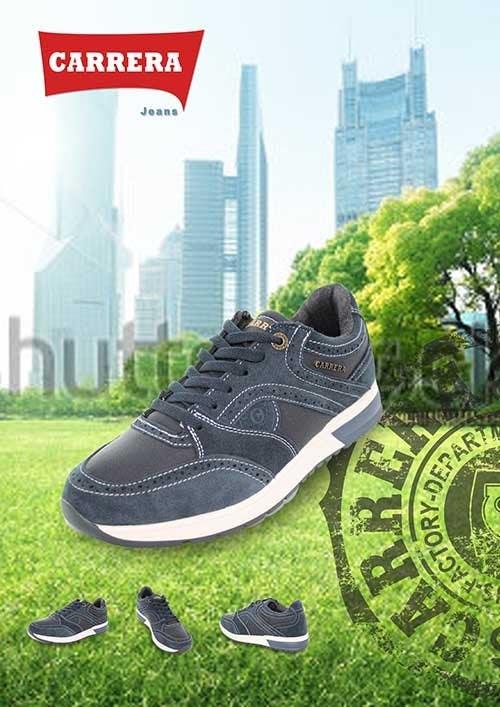 Penyertaan Peraduan #                                        9                                      untuk                                         Poster Graphic Design for Carrera Shoes