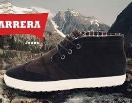 #8 untuk Poster Graphic Design for Carrera Shoes oleh vishnuremesh