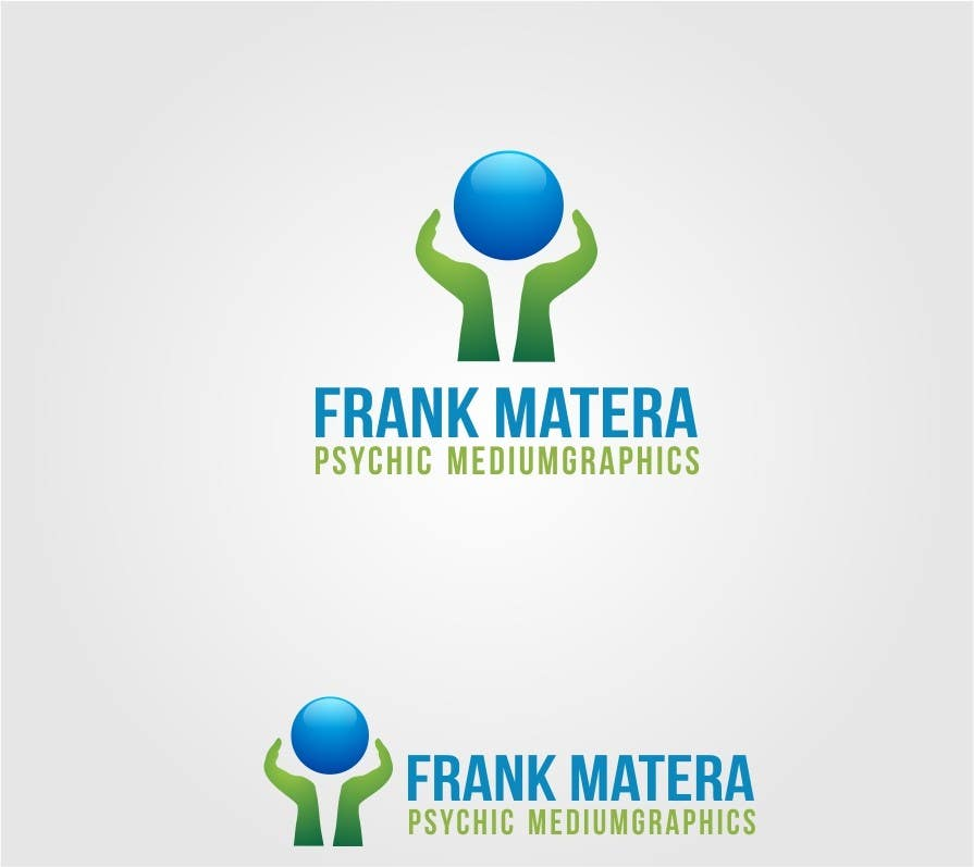 Contest Entry #                                        3                                      for                                         Logo Design for Frank Matera Psychic Medium