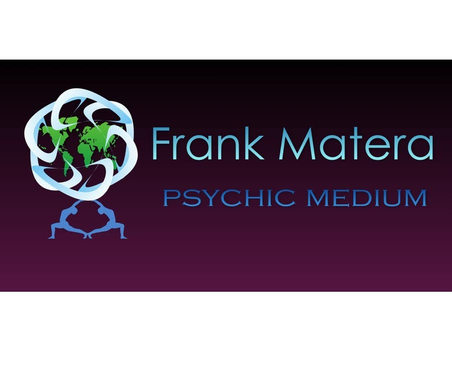 Konkurrenceindlæg #14 for Logo Design for Frank Matera Psychic Medium