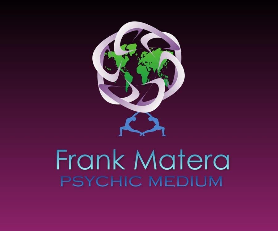 Bài tham dự cuộc thi #                                        15                                      cho                                         Logo Design for Frank Matera Psychic Medium