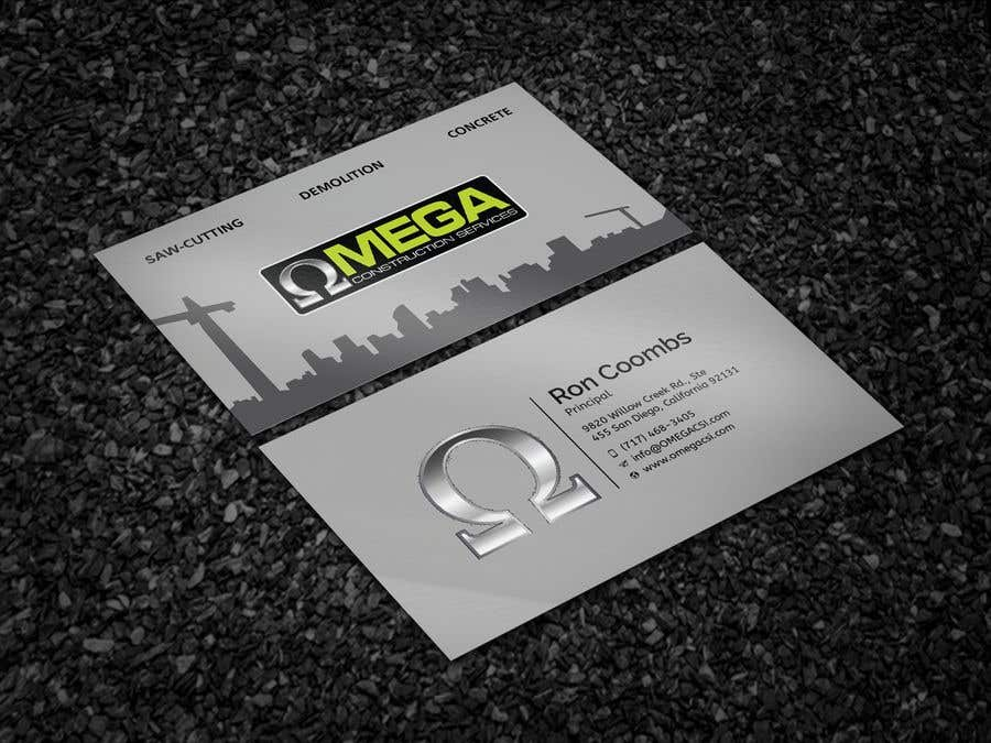 Entry #595 by nuralamad for award winning business card | Freelancer