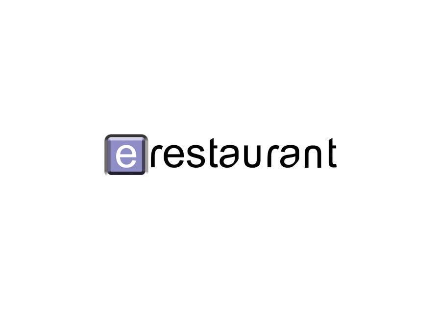 Konkurrenceindlæg #99 for Logo Design for www.erestaurant.in