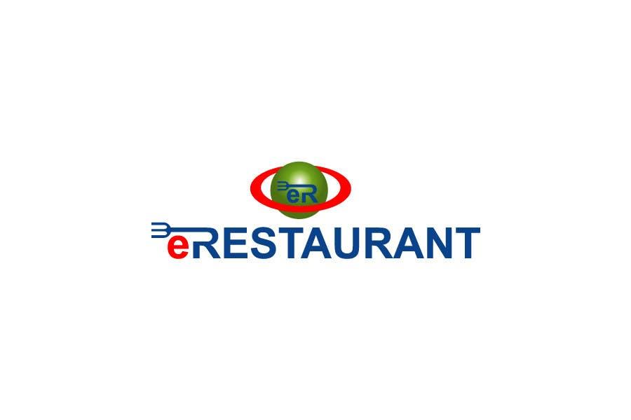 Penyertaan Peraduan #                                        49                                      untuk                                         Logo Design for www.erestaurant.in