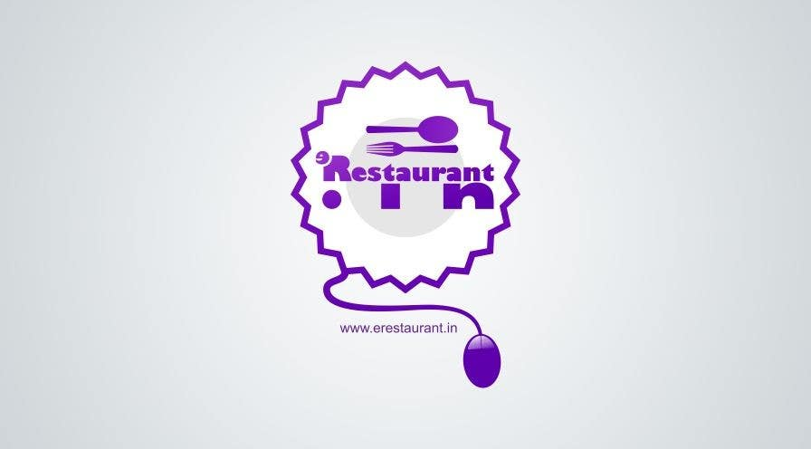 Konkurrenceindlæg #177 for Logo Design for www.erestaurant.in