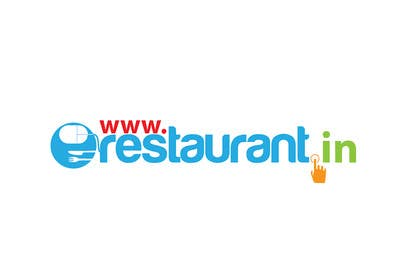 #68 para Logo Design for www.erestaurant.in por iffikhan