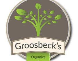 #6 untuk Design a Logo for Groosbeck's Organics oleh szabikay