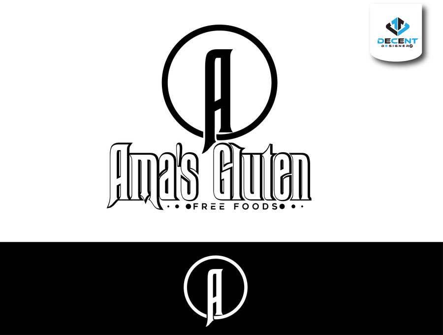 Entry #16 by decentdesigner2 for Logo Design For Gluten Free Company