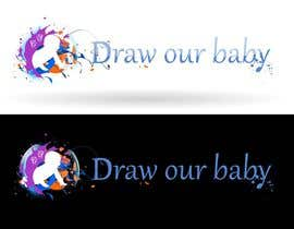 #130 for Draw our Baby by botaflorentin
