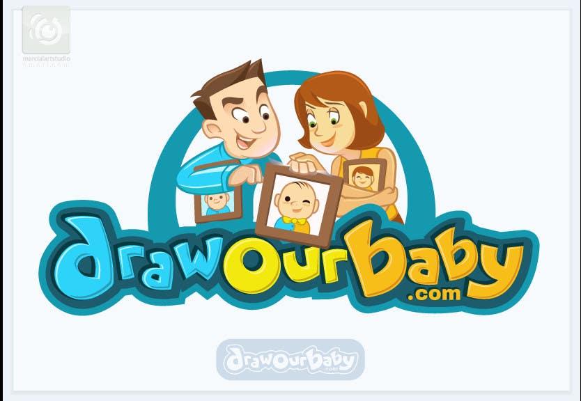 Конкурсная заявка №41 для Draw our Baby