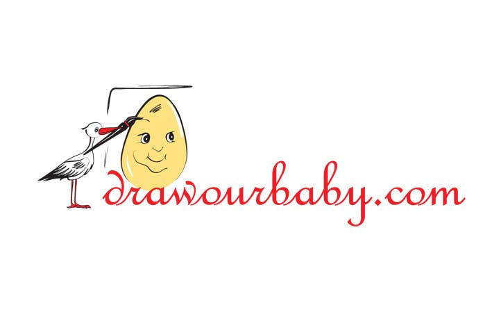 Kilpailutyö #134 kilpailussa Draw our Baby