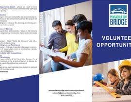 #34 para Rework an Volunteer Opportunity Brochure por svetlanadesign
