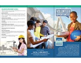 #72 for Rework an Volunteer Opportunity Brochure af Kusmin
