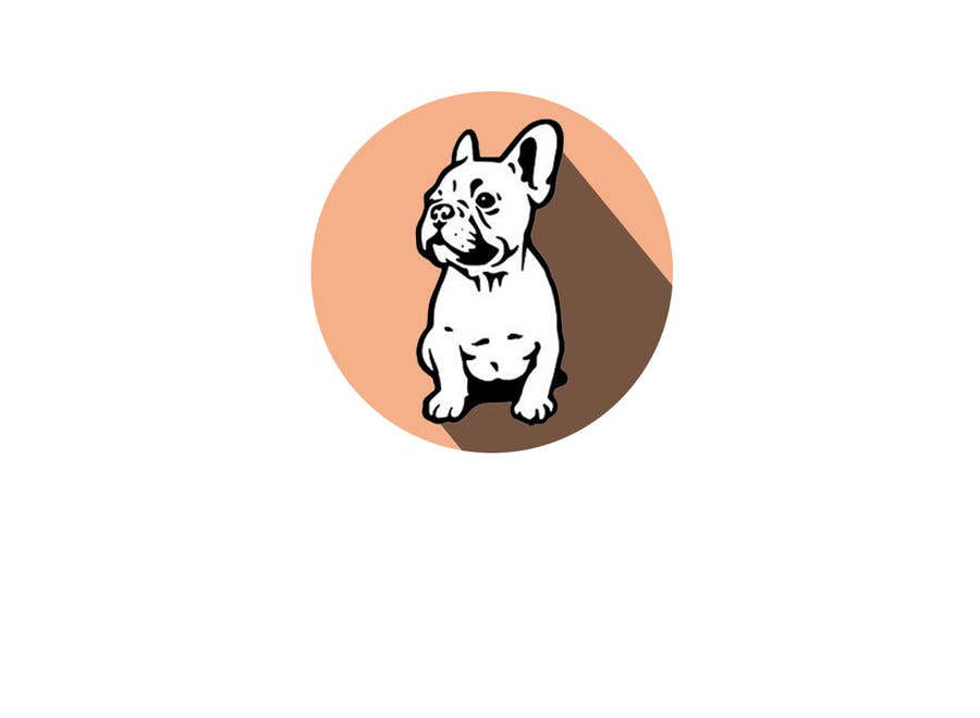 Entry 6 By Arturoegf For Make Me A Cartoon French Bulldog Logo