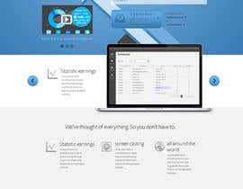 #11 pentru Wordpress Theme Design for Stats.cx de către Bkreative