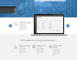#10 for Wordpress Theme Design for Stats.cx af Bkreative