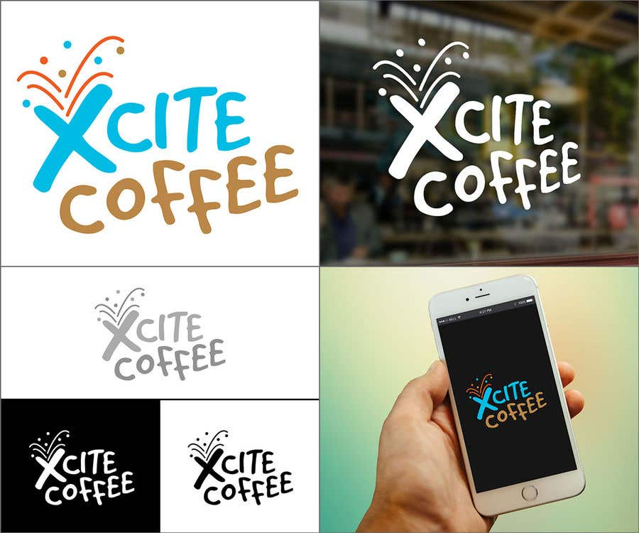 Contest Entry #195 for Logo (2x) for Drive Thru Coffee Shop