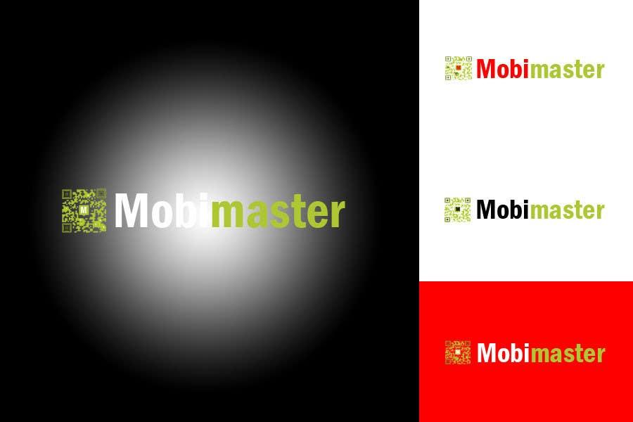 Kilpailutyö #615 kilpailussa Logo Design for Mobimaster