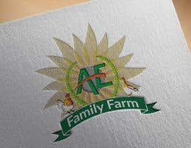 #53 for Design logo and matching banner & business card for small family farm af RaniRabia