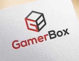 #63 untuk GamerBox Logo - Gaming products delivery service oleh ataurbabu18
