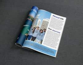 #70 untuk Design a Flyer for a traveling company oleh rhrvirus