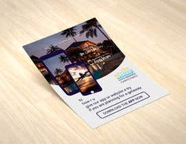 #66 untuk Design a Flyer for a traveling company oleh Inadvertise