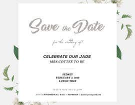 #2 for I need some Graphic Design  - Save the date invite by kamifari