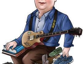 Nro 21 kilpailuun I need a cartoon portrait käyttäjältä meztro