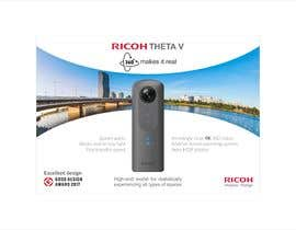 #26 cho THETA 360° Creative Competition by Ricoh Imaging bởi macthe