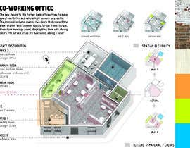 #40 för design office floor plan av pabloignacioafd