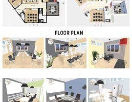 #53 för design office floor plan av winencarnado
