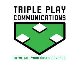 #3 for Triple Play Communications Logo by bradforsyth