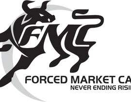 #750 for Forced Market Cap Logo restyling by reddmac