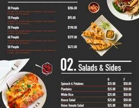 Nro 1 kilpailuun design graphics for a Bubble tea menu along with grand opening promotional graphics käyttäjältä nassairuddin