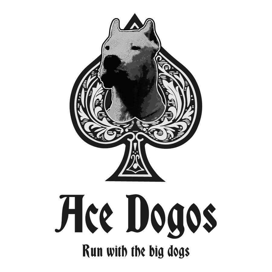 """Intrarea #102 pentru concursul """"Design a Logo for dog breeder"""""""