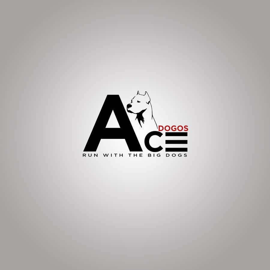 """Intrarea #207 pentru concursul """"Design a Logo for dog breeder"""""""