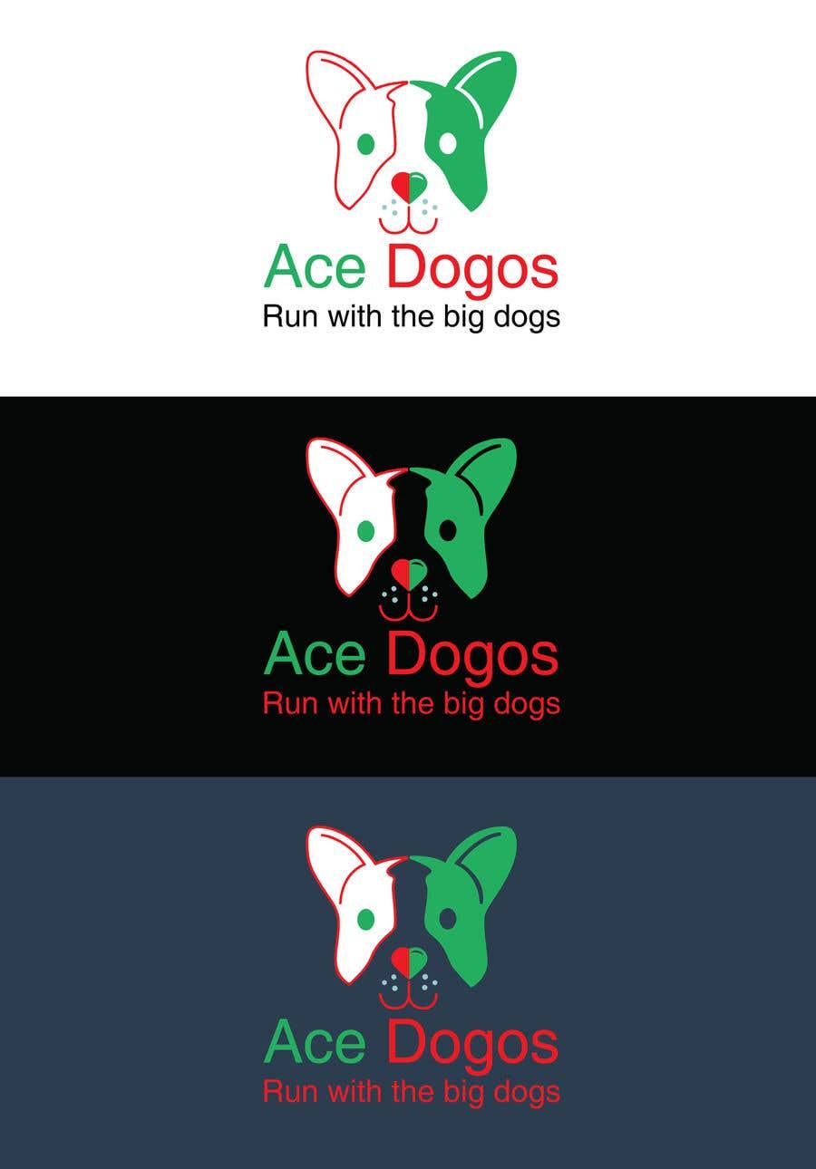 """Intrarea #92 pentru concursul """"Design a Logo for dog breeder"""""""