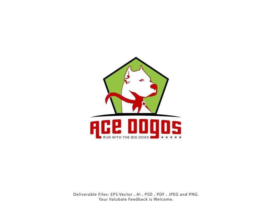 """Intrarea #208 pentru concursul """"Design a Logo for dog breeder"""""""