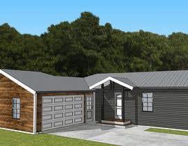 Nro 14 kilpailuun 2D or 3D Drafting/Design Ideas for front of residential ranch house käyttäjältä AICStudio