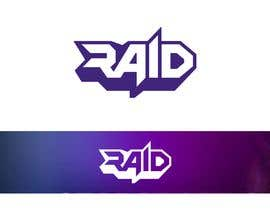 #636 for Design a logo for RAID by LouieJayO