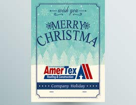 #32 untuk Company Holiday Card Creation oleh rahatarnob