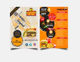 #5 untuk Design a new menu for my chicken shop. oleh ghielzact